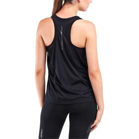 2XU GHST Trägerloses Shirt Damen black/black reflective